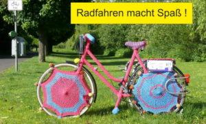 Radfahren macht Spass