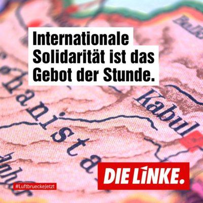 Internationale Solidarität