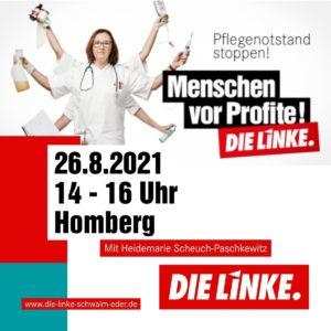 Pflegeaktion Homberg
