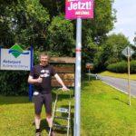 Wahlplakat-Solidarität-Jürgen