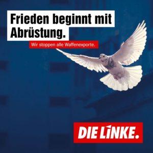 Frieden durch Abrüstung